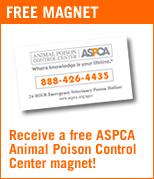ASPCA Animal Poison Control